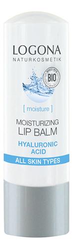 Увлажняющий бальзам для губ Moisturizing Lip Balm Hyaluronic Acid 4,5г