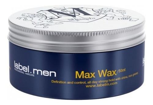 Воск для волос Men Max Wax 50мл