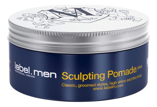 Моделирующая помада для волос Men Sculpting Pomade 50мл