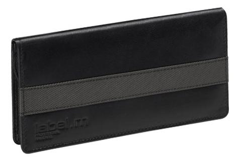 Пенал для ножниц (черно-серый) фото