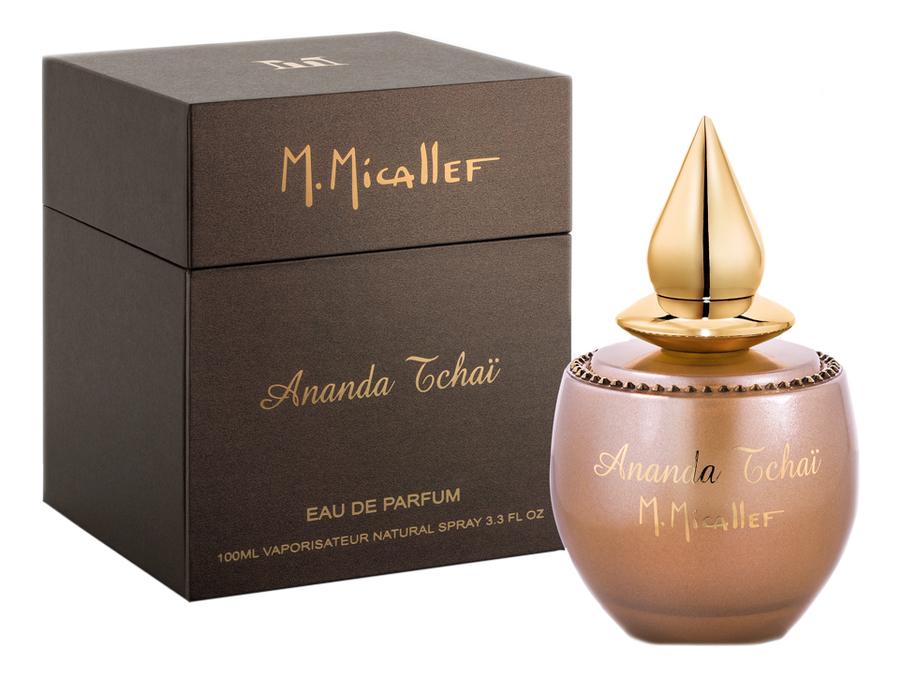 M. Micallef Ananda Tchai : парфюмерная вода 100мл m micallef note ambree парфюмерная вода 2мл