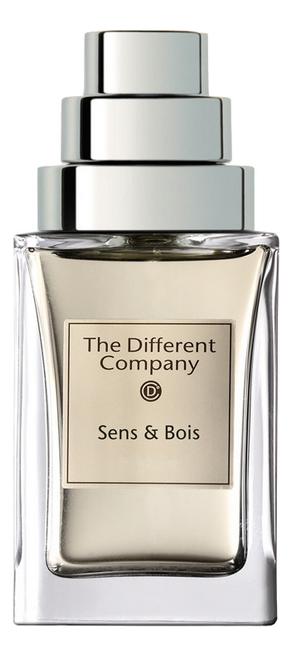 The Different Company des Sens et Bois: туалетная вода 90мл тестер