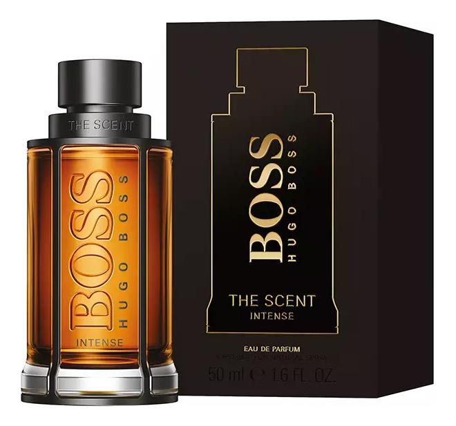 Hugo Boss Boss The Scent Intense : парфюмерная вода 50мл boss hugo boss платок
