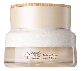 Крем для лица Sooyeran Radiance Cream 60мл the saem тонер sooyeran radiance 150 мл