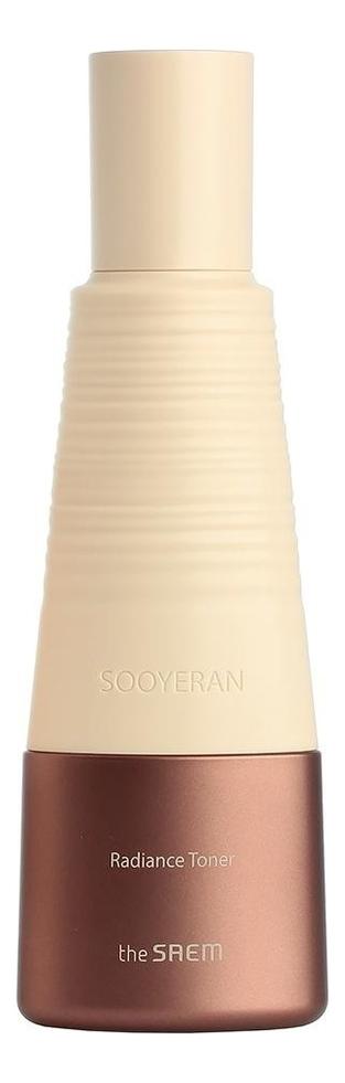Тонер для лица Sooyeran Radiance Toner 150мл the saem тонер sooyeran radiance 150 мл