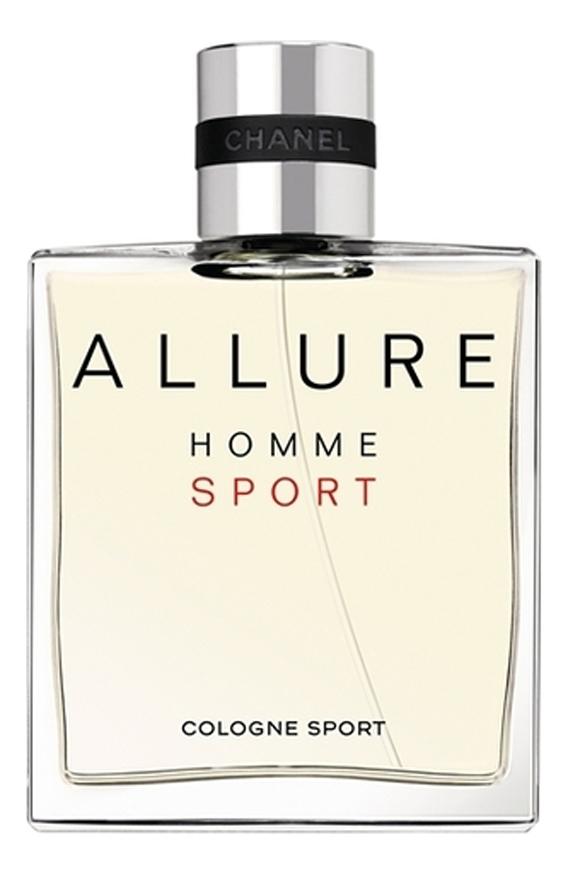 Chanel Allure Homme Sport Cologne: туалетная вода 100мл тестер