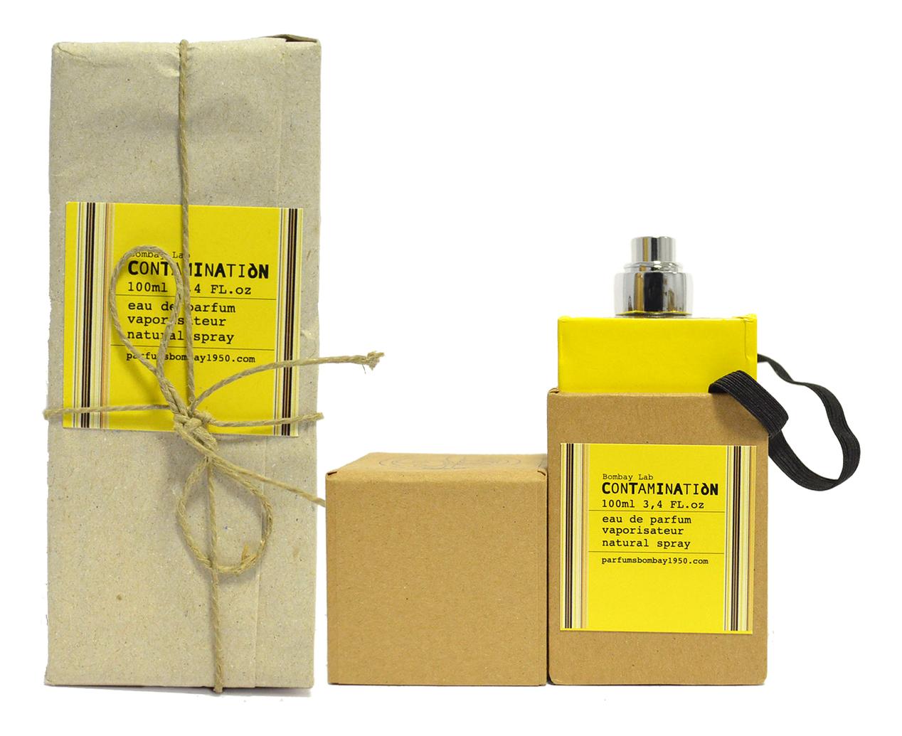 Parfums Bombay 1950 Contamination : парфюмерная вода 100мл