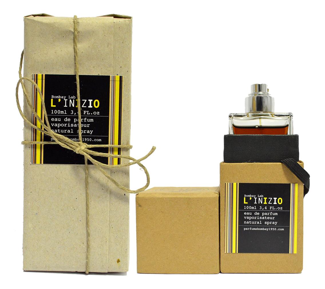 Купить L'Inizio: парфюмерная вода 100мл, Parfums Bombay 1950