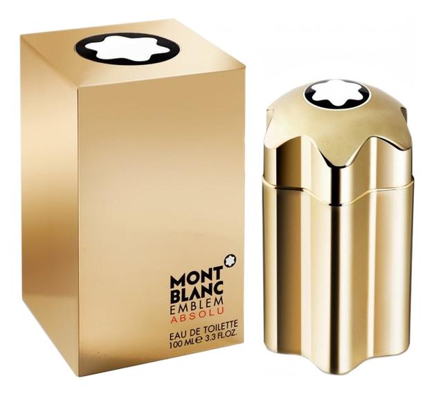 Mont Blanc Emblem Absolu : туалетная вода 100мл mont blanc emblem absolu туалетная вода тестер 100 мл