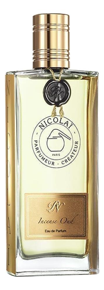 Купить Incense Oud: парфюмерная вода 30мл, Parfums de Nicolai