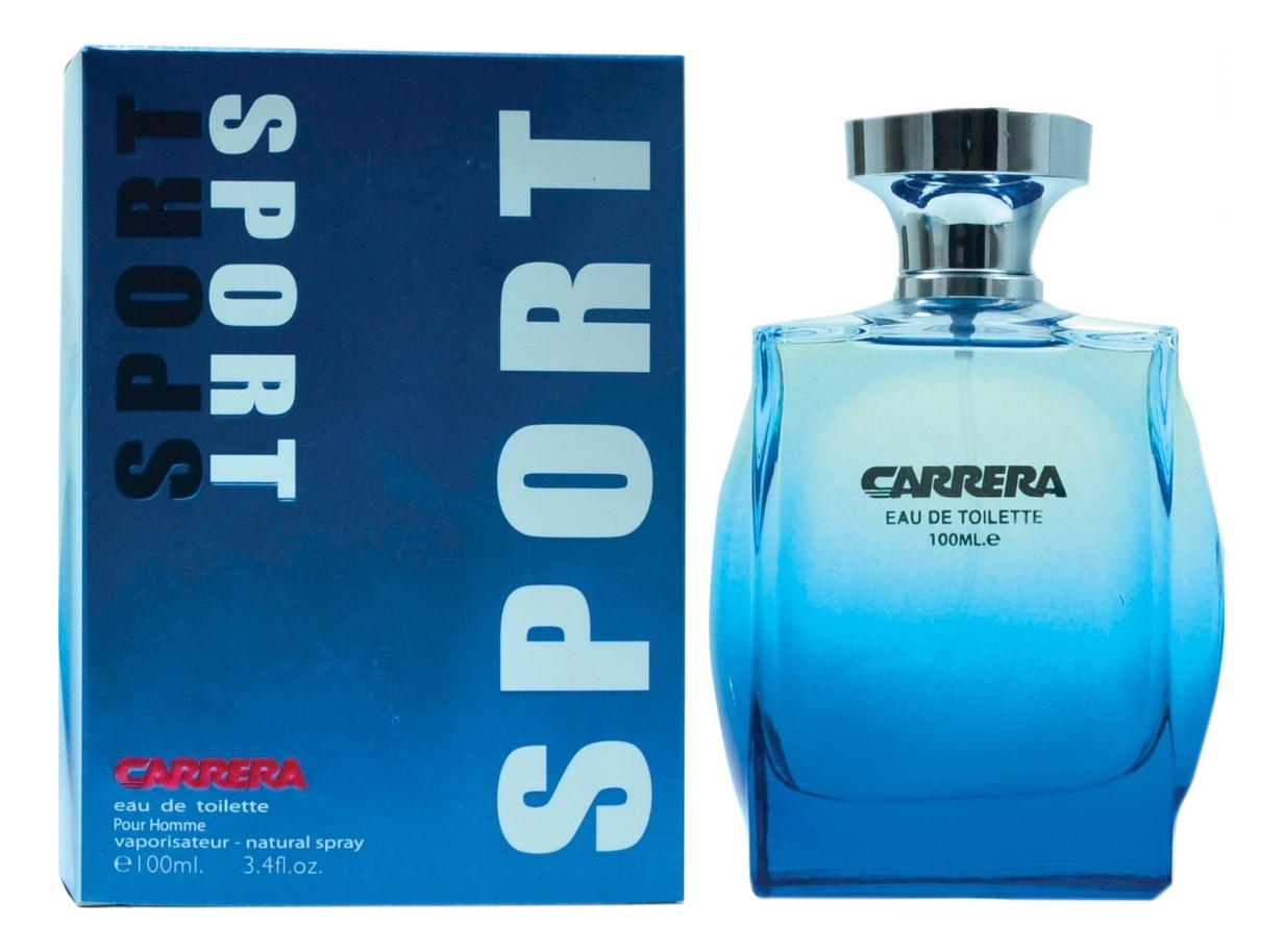 Carrera Sport: туалетная вода 100мл pili carrera комплекты
