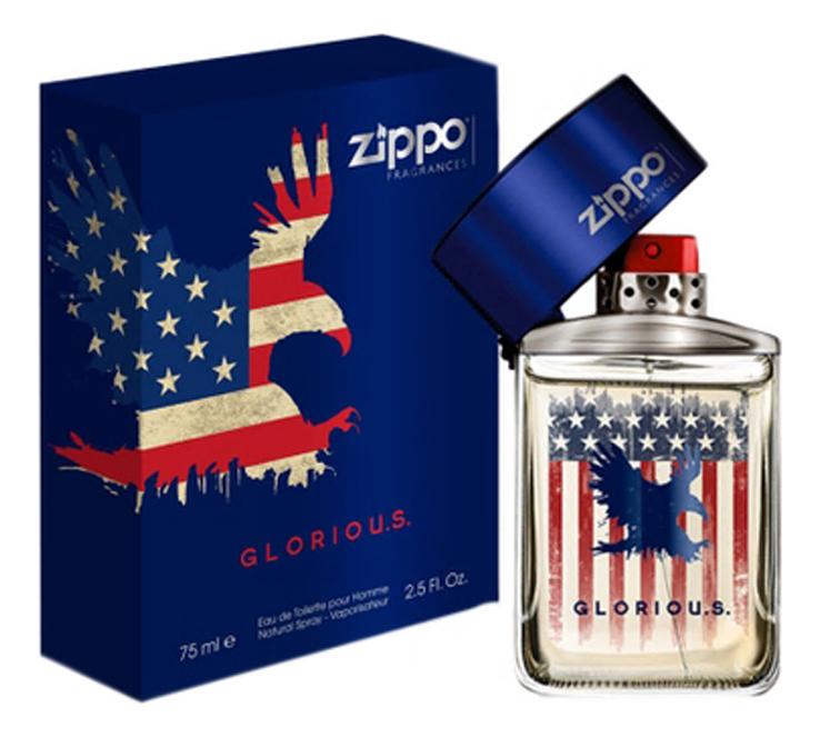 Купить Zippo Fragrances Zippo GLORIOU.S.: туалетная вода 75мл