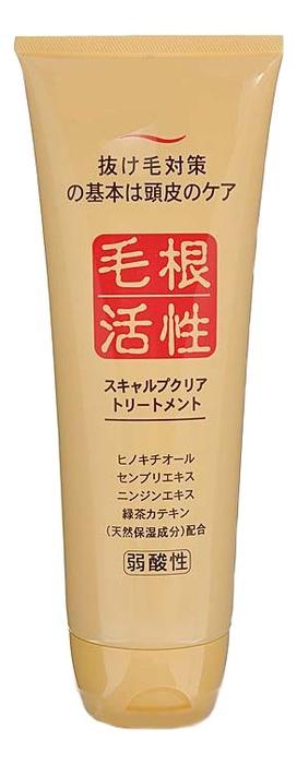 Маска для укрепления и роста волос Scalp Clear Treatment: Маска 250г
