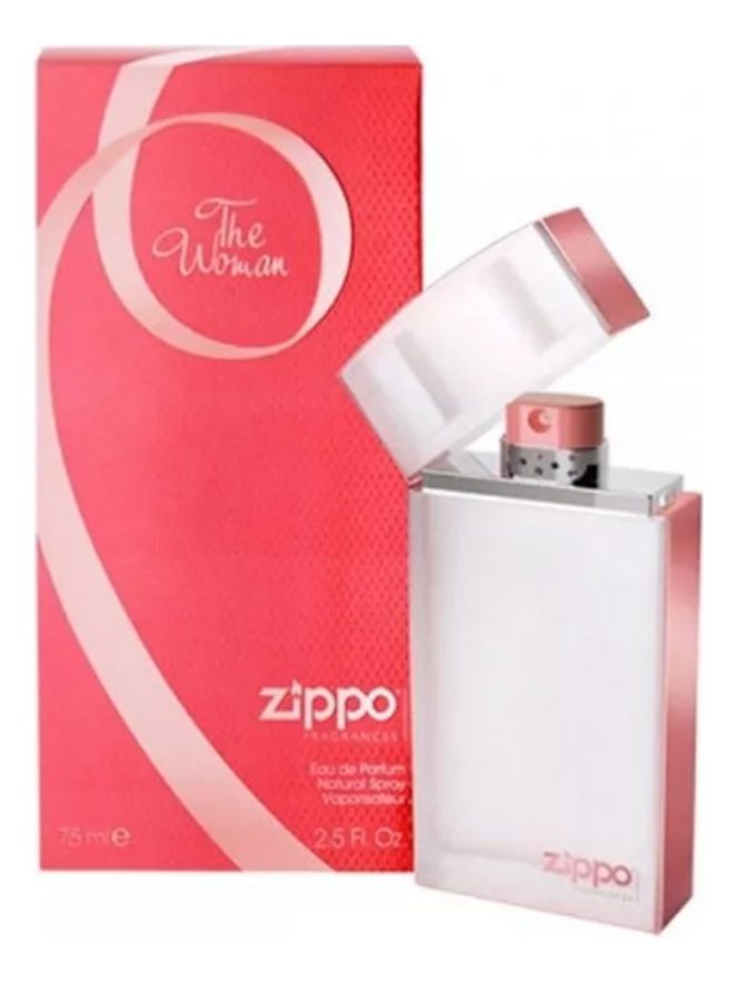 Купить Zippo The Woman: парфюмерная вода 75мл, Zippo Fragrances