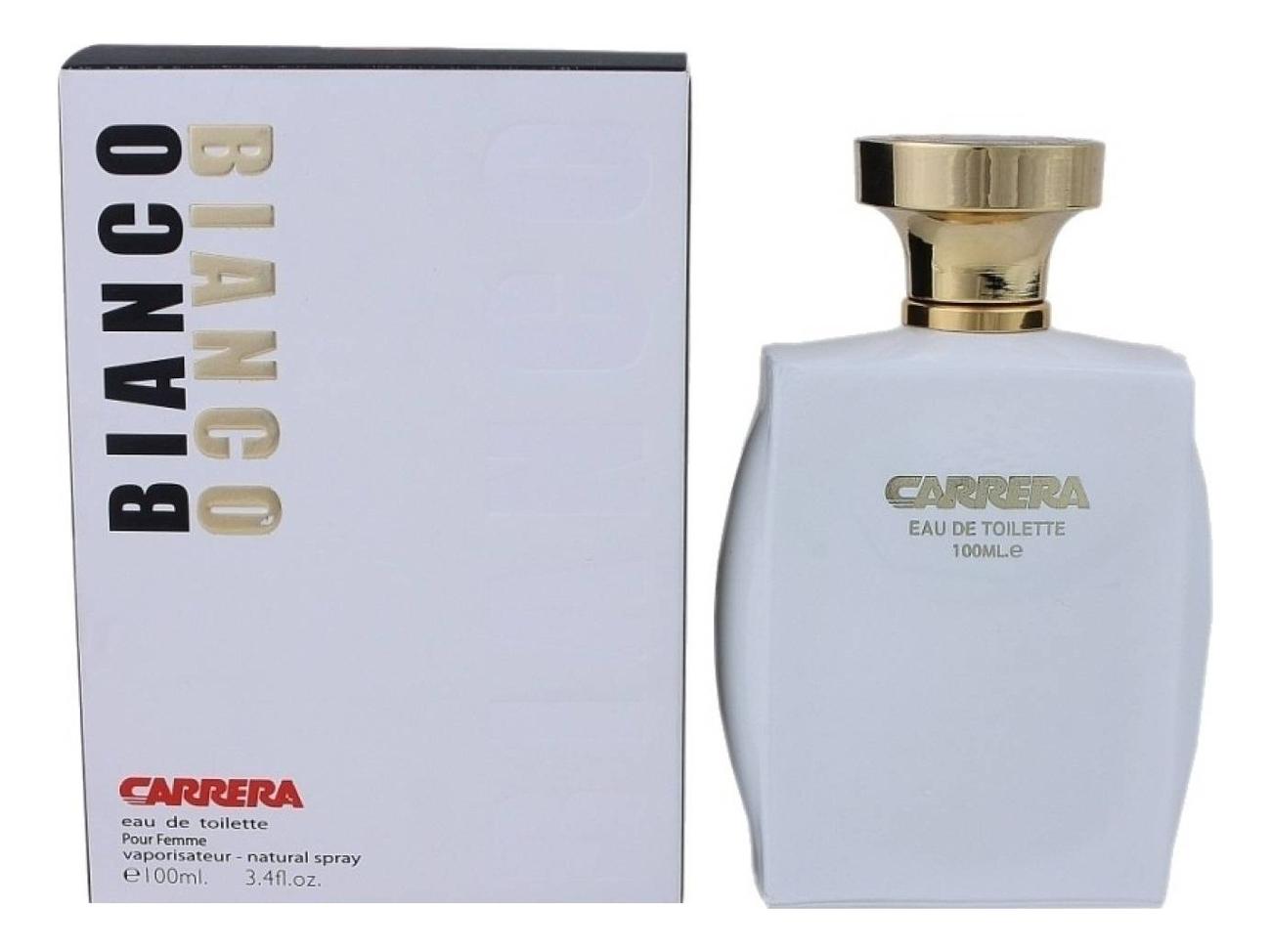 цена на Carrera Bianco: туалетная вода 100мл