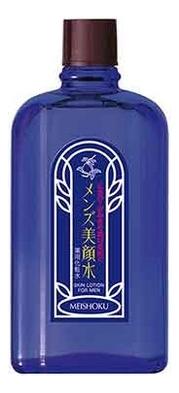 Лосьон для проблемной кожи лица Bigansui Skin Lotion For Men 90мл meishoku лосьон для проблемной кожи лица 80 мл