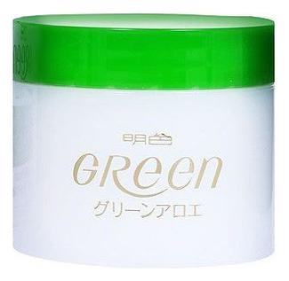 Увлажняющий крем для сухой кожи лица Green Plus Aloe Moisture Cream 48г