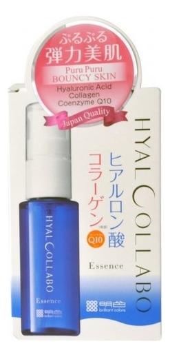 Купить Глубокоувлажняющая эссенция для лица Hyalcollabo Q10 W Moist Beauty Essence 30мл, Meishoku