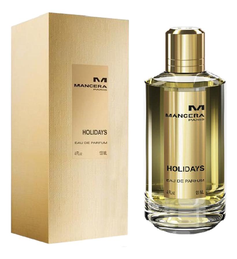 Купить Mancera Holidays: парфюмерная вода 120мл
