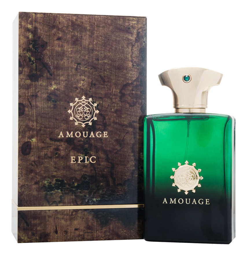 Amouage Epic for men: парфюмерная вода 100мл