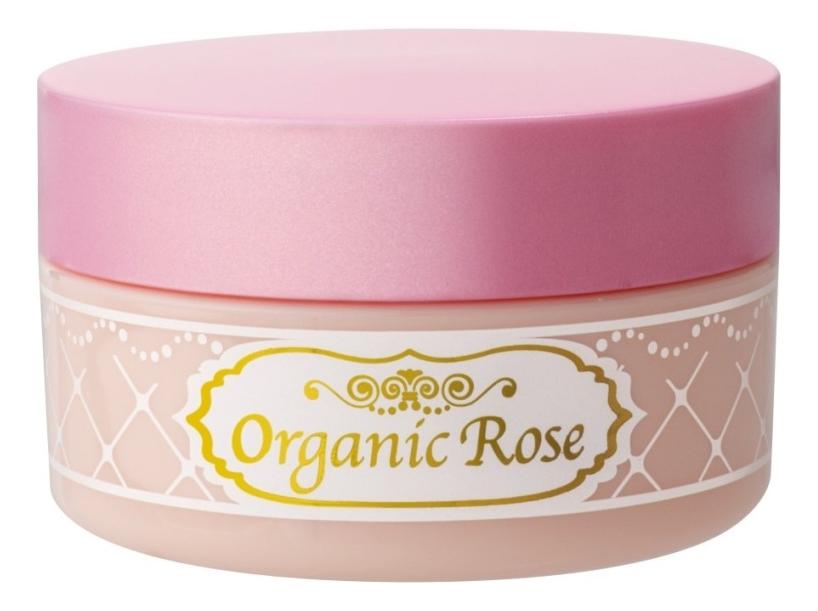 Купить Гель-кондиционер для лица с экстрактом дамасской розы Organic Rose Skin Conditioning Gel 90г, Meishoku