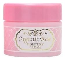 Купить Увлажняющий крем для лица с экстрактом дамасской розы Organic Rose Moisture Cream 50г, Meishoku