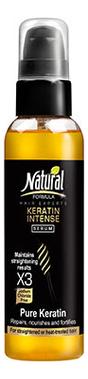 Лечебная сыворотка для волос на основе кератина Pure Keratin Intense Serum X3 145мл