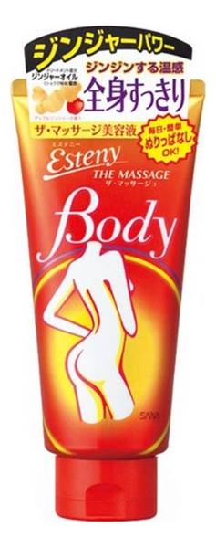 Массажный гель для тела Esteny The Massage Body 180г sana массажный гель для тела 180 г sana для тела