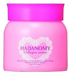 Крем для лица с коллагеном и гиалуроновой кислотой Hadanomy Collagen Cream 100г крем для лица с коллагеном и растительными экстрактами collagen herb complex cream 180мл