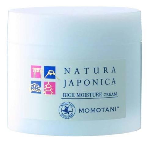 Увлажняющий крем для лица с экстрактом ферментированного риса Natura Japonica Rice Moisture Cream 48мл