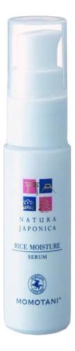 Купить Сыворотка для лица с экстрактом ферментированного риса Natura Japonica Rice Moisture Serum 28мл, MOMOTANI