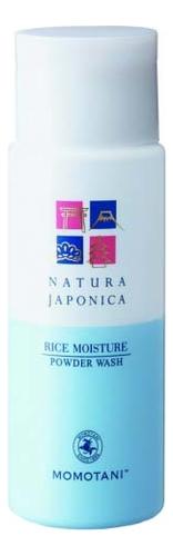 Пудра для умывания с экстрактом ферментированного риса Natura Japonica Rice Moisture Powder Wash 60г