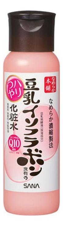Купить Лосьон для лица с изофлавонами сои и коэнзимом Q10 Soy Milk Haritsuya Lotion 200мл, SANA