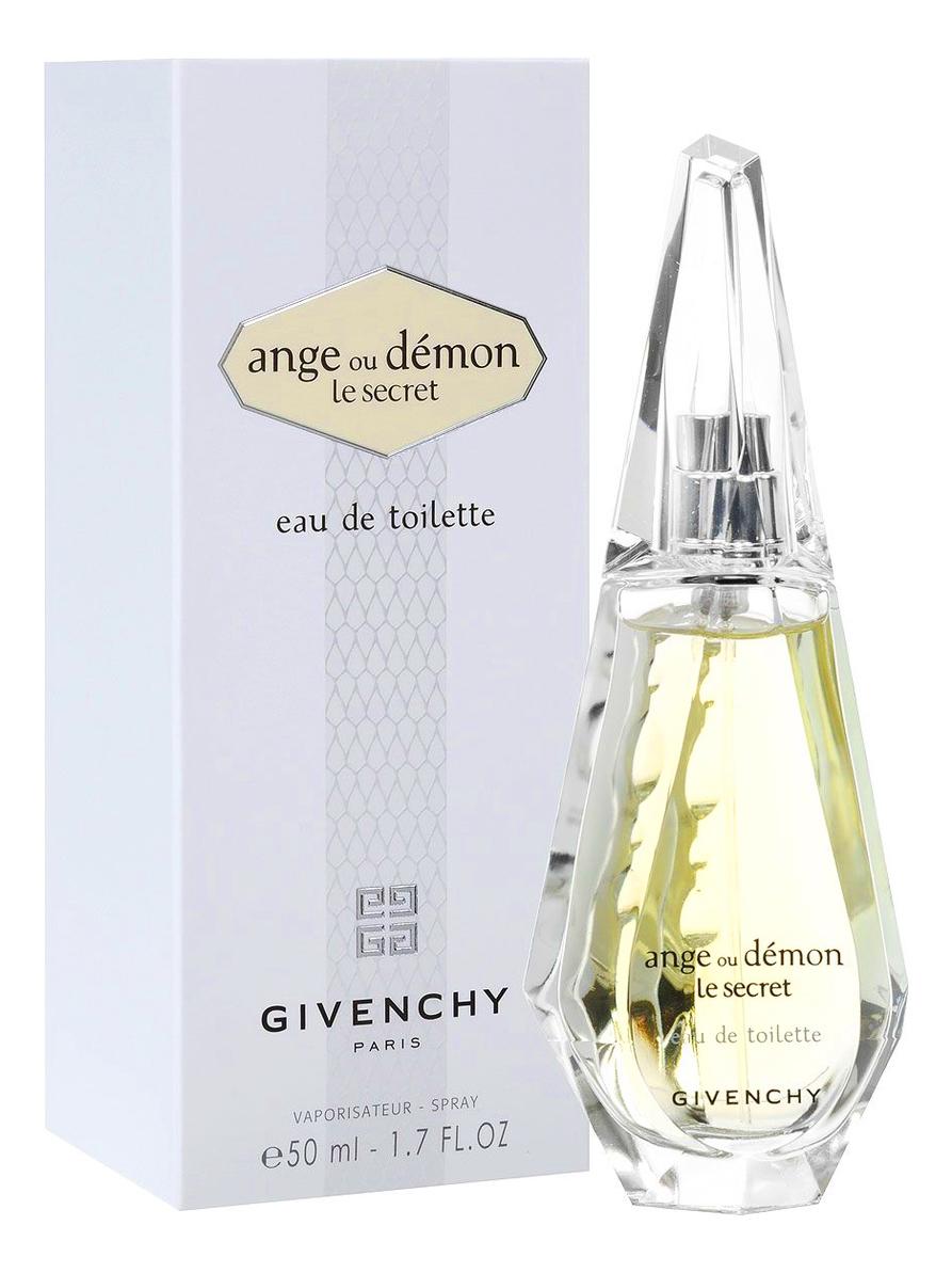 Givenchy Ange Ou Demon Le Secret Eau de Toilette: туалетная вода 50мл givenchy ange ou demon le secret sale туалетная вода тестер 100 мл