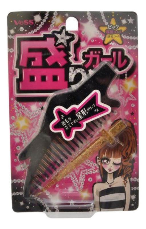 Расческа комбинированная со съемной ручкой Comb Brush