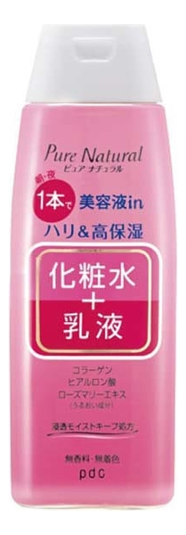 Лосьон-молочко для лица с лифтинг эффектом Pure Natural Essence Lotion Lift 210мл