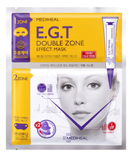 Mediheal Маска для лица с лифтинг-эффектом E.G.T Double Zone Effect Mask 18мл