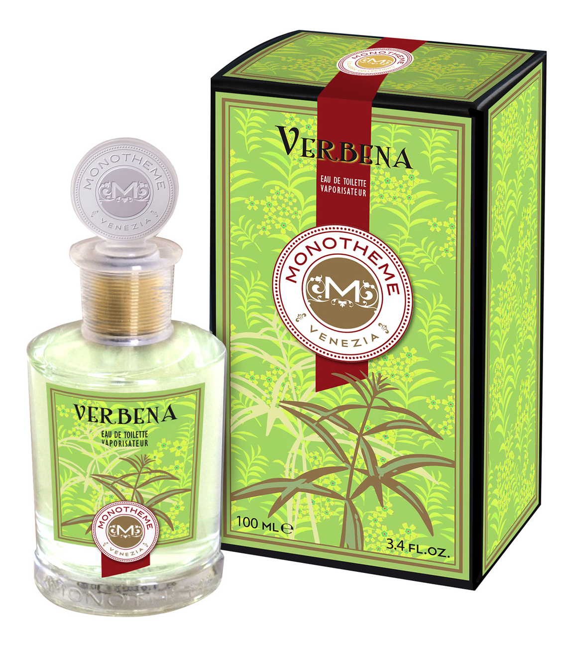 Купить Verbena: туалетная вода 100мл, Monotheme Fine Fragrances Venezia