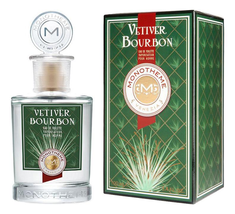 Купить Vetiver Bourbon: туалетная вода 100мл, Monotheme Fine Fragrances Venezia