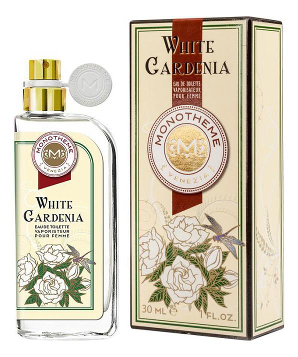 Купить White Gardenia: туалетная вода 30мл, Monotheme Fine Fragrances Venezia