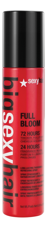Спрей для создания объема Big Full Bloom 72 Hours Long-Lasting Thickening & Refreshing Spray 200мл