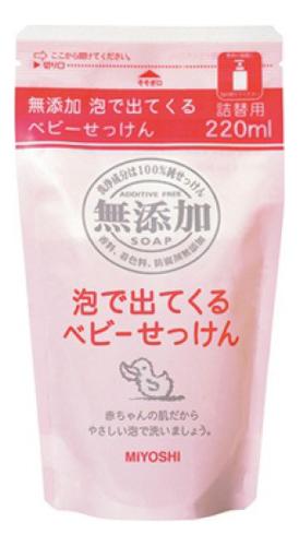 Жидкое мыло на основе натуральных компонентов для всей семьи Additive Free Soap: Мыло 220мл (сменный блок) недорого