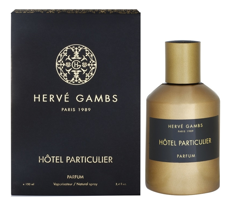 Купить Hotel Particulier: духи 100мл, Herve Gambs Paris