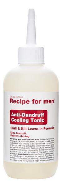 Охлаждающий тоник для волос от перхоти Anti-Dandruff Cooling Tonic 250мл недорого