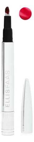 Купить Помада для губ Glazed Lips 2, 8мл: L303 Sheer Berry, ELLIS FAAS