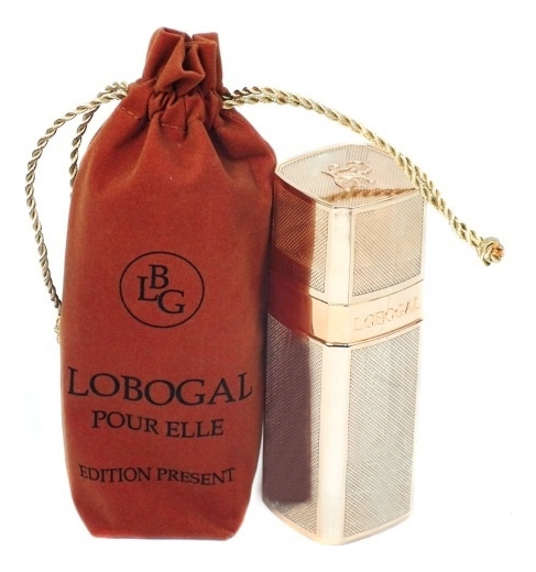 Pour Elle Edition Present: парфюмерная вода 100мл