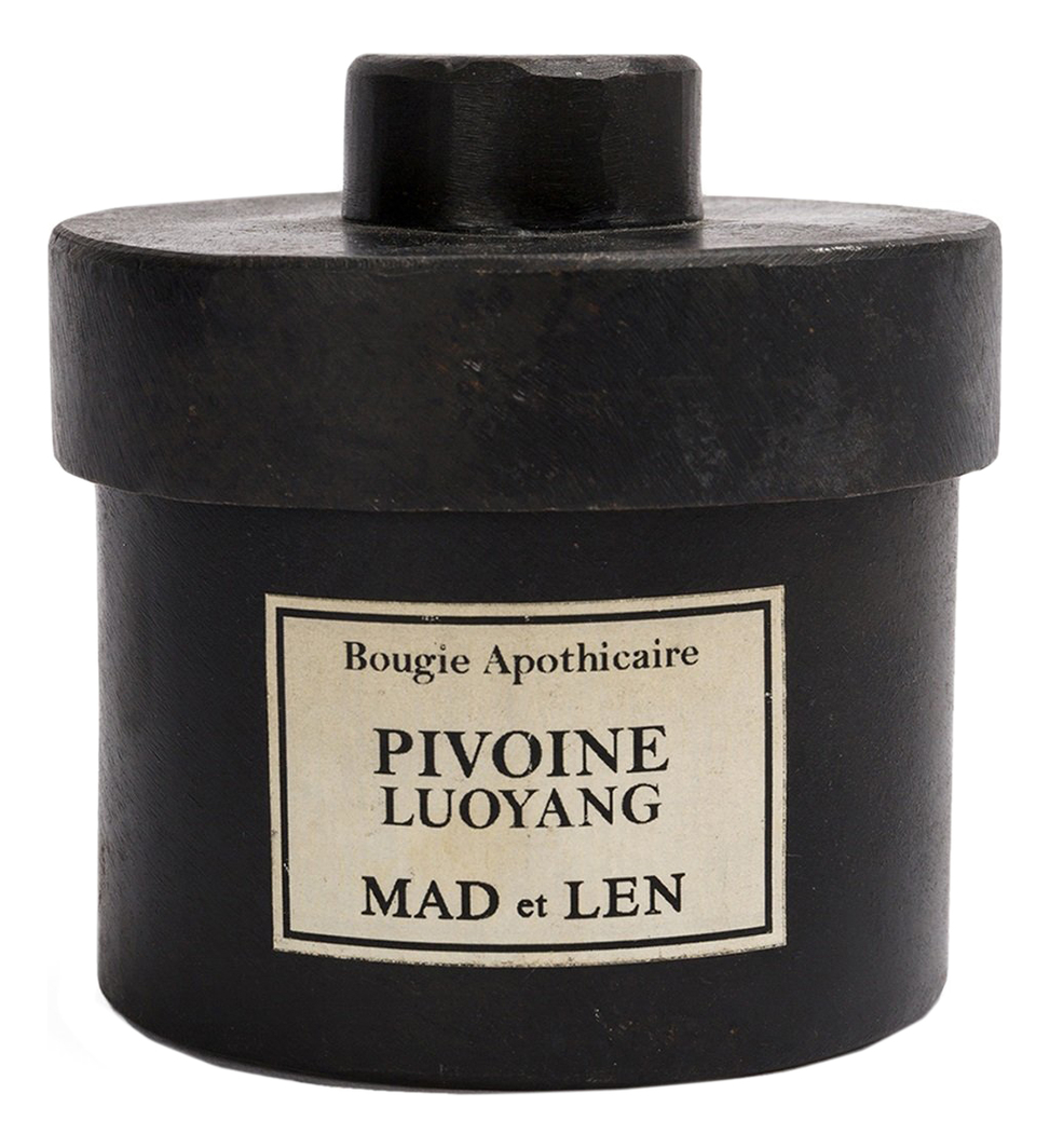 Ароматическая свеча Pivonie Luoyang: свеча 250г ароматическая свеча в стекле anette 250г