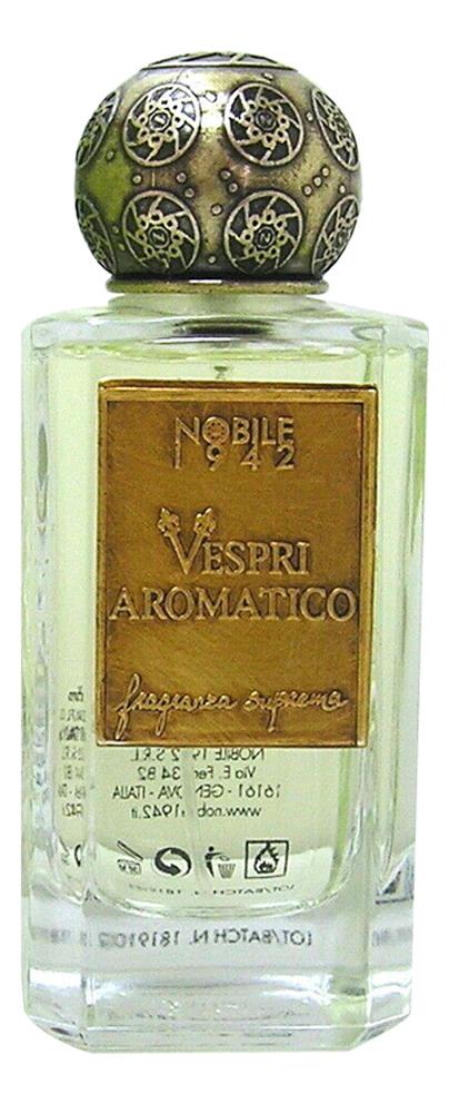 Купить Vespri Aromatico: парфюмерная вода 13мл, Nobile 1942