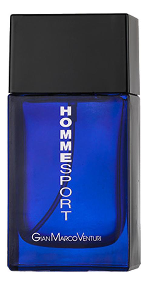 цена Gian Marco Venturi Homme Sport : туалетная вода 100мл тестер онлайн в 2017 году