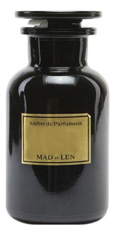Купить XXII Black Afghan: ароматизатор для помещений (амбра) 250г, Mad et Len